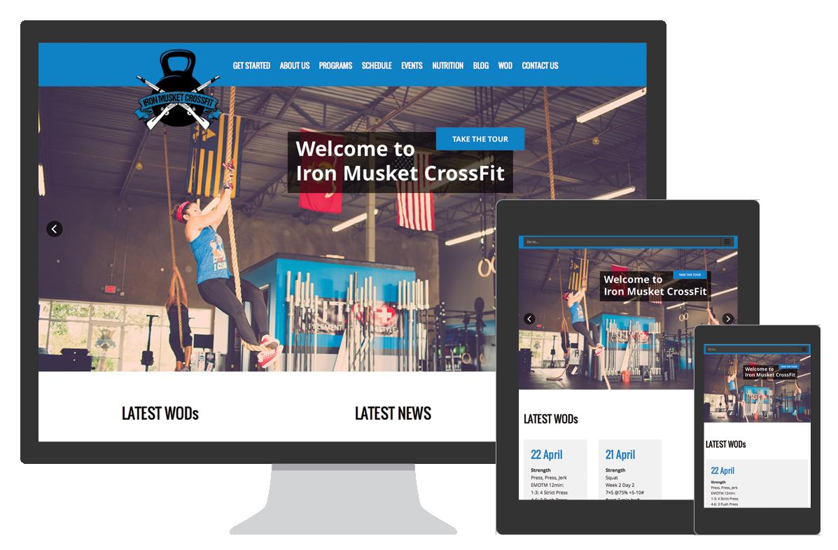 Iron Musket CrossFit
