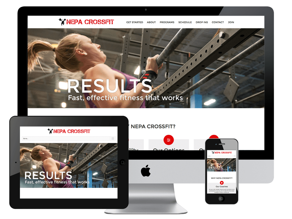 CrossFit affiliate website requirements (and tips).