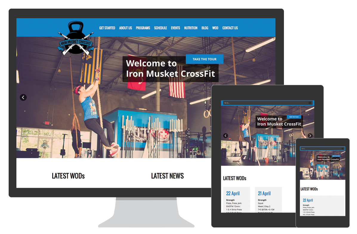 Iron Musket CrossFit